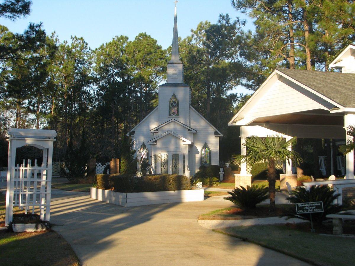 gulf shores wedding chapel venue gulf shores al