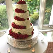 Vegan Wedding Cake Vt