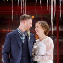 220x220 sq 1486679333600 winter icicles bride groom elkins resort nordman i