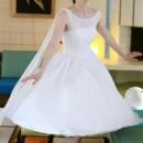 130x130 sq 1471316261604 dollycouture bridal vintage tea length wedding dre