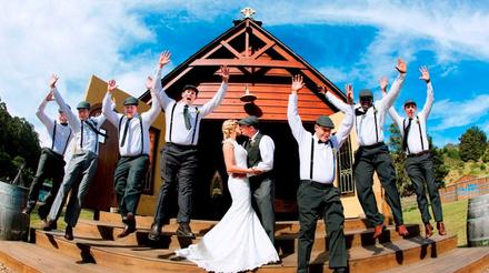 La honda wedding