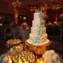 130x130 sq 1354229858768 cakestandtablescape