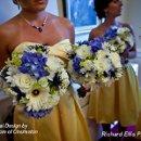 130x130 sq 1293863958805 bouquet4bluewhitehydrangeamumsrosesgerberadaisies