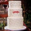 130x130 sq 1332532699094 modernloveweddingcake