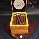 130x130 sq 1351893625164 cigarboxgroomscake