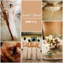 130x130 sq 1424102445717 toasted almond pantone wedding ideas inspiration