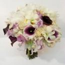 130x130 sq 1427847775349 cattelya dendrobium orchid black calla rose bride