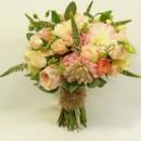130x130 sq 1427847891375 dahlia spray rose garden rose lysmachia eucalyptus