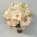 130x130 sq 1428017574826 vendella mini gerbera dendrobium tip bouquet 500