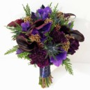 130x130 sq 1428017596492 purple jewel tones winter bouquet 1200