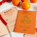 130x130 sq 1381630115080 agatha passport style wedding invitation 6