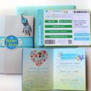130x130 sq 1381630889027 brandy boarding pass and passport invitation 15