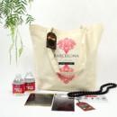 130x130 sq 1382119480521 mayra barcelona spain custom tote bag and welcome kit 1
