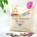130x130 sq 1382119671524 arrianah papel picado inspired custom canvas tote bag  3