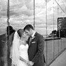 Brittany and Spencer's Chicago, Illinois wedding in the Loop Downtown and on the campus of Loyola University along Lake Michigan | Couples Portraits