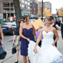 Brittany and Spencer's Chicago, Illinois wedding in the Loop Downtown and on the campus of Loyola University along Lake Michigan | Bridal Party