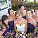 Brittany and Spencer's Chicago, Illinois wedding in the Loop Downtown and on the campus of Loyola University along Lake Michigan | Bridal Party | Flowers