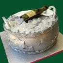 130x130 sq 1275682523626 champagnecoolercake