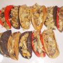 130x130 sq 1431126232401 artichoke wild mushroom  sweet corn taco