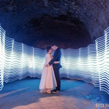 220x220 sq 1475600656316 pixelstick wedding photography