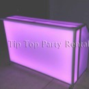 130x130 sq 1426280114905 6ft illuminated acrylic bar   front