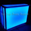 130x130 sq 1426281037419 4ft illuminated acrylic bar   front   on over