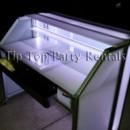 130x130 sq 1426281044716 4ft illuminated acrylic bar   back white