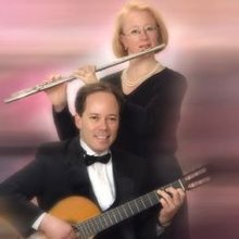 Alla Breve Guitar and Flute Duo photo