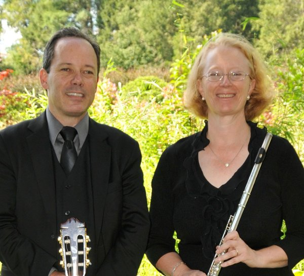 photo 6 of Alla Breve Guitar and Flute Duo