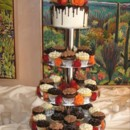 130x130 sq 1456866873425 cupcake tower with drizzle