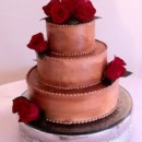130x130 sq 1456867438003 chocolate buttercream wedding cake