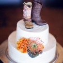 130x130 sq 1456867686380 boots cake