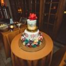 130x130 sq 1472147196104 fondant flowers fiesta style la fonda cake  alicia