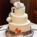 130x130 sq 1472175715094 rustic wedding cake with sugar flowers