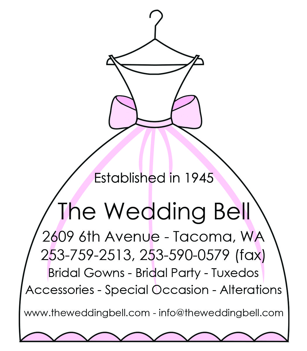 The Wedding Bell - Dress & Attire - Tacoma, WA - WeddingWire