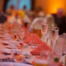 Head table. Photography by Connor Portraits.
