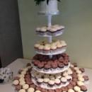 130x130 sq 1417900108162 hughes cupcake tower 2