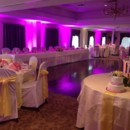 130x130 sq 1417900317413 pink and yellow reception