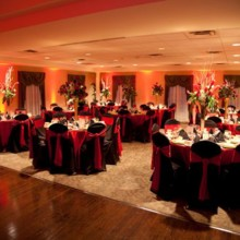220x220 sq 1417900244959 red and black winter wedding