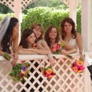 130x130 sq 1201445011207 angelawithherbridesmaidsanddaughter