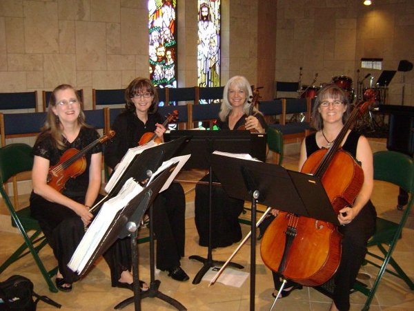 photo 12 of Allegro Quartet