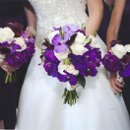130x130 sq 1321828683498 beautifulpurplebouquets