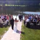 130x130 sq 1487641894784 bride walking down country aisle rustic wedding dj