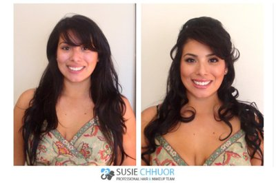 Susie Chhuor Hair | Makeup Studio {Airbrush&Extensions}