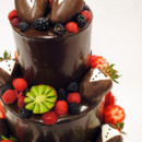 130x130_sq_1408655005557-3tot-ganache-wedding-cake-fresh-fruit-strawberry-t