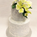 130x130 sq 1470857572796 2tot off white  grey buttercream yellow flower scr