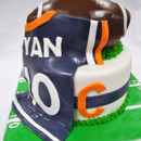 130x130 sq 1470944353300 tot fondant football cake web