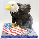 130x130 sq 1471011851222 american bald eagle lake county fair display cake