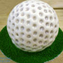 130x130 sq 1471015951875 golf ball fondant sculpted 2 web