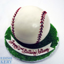130x130 sq 1471016478651 sculpted baseball 6 inch banner 1